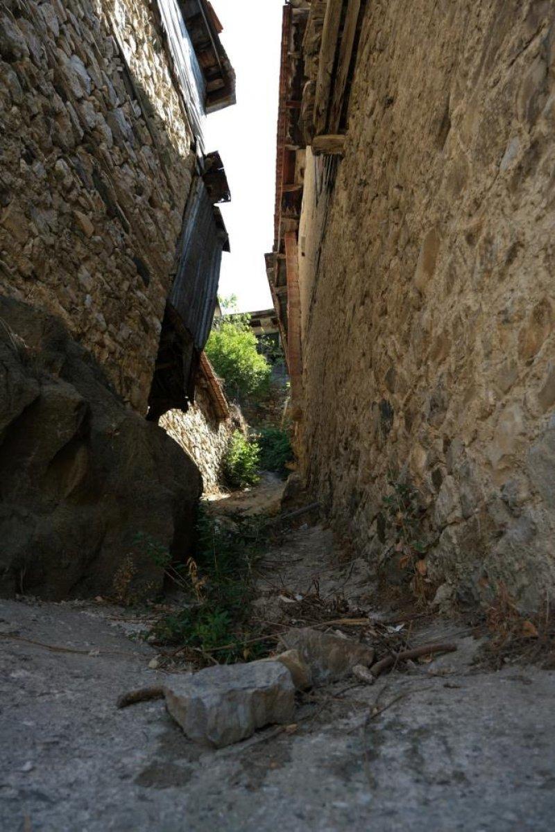2 bin 200 yıllık  Darkale  tarihine yolculuk #1