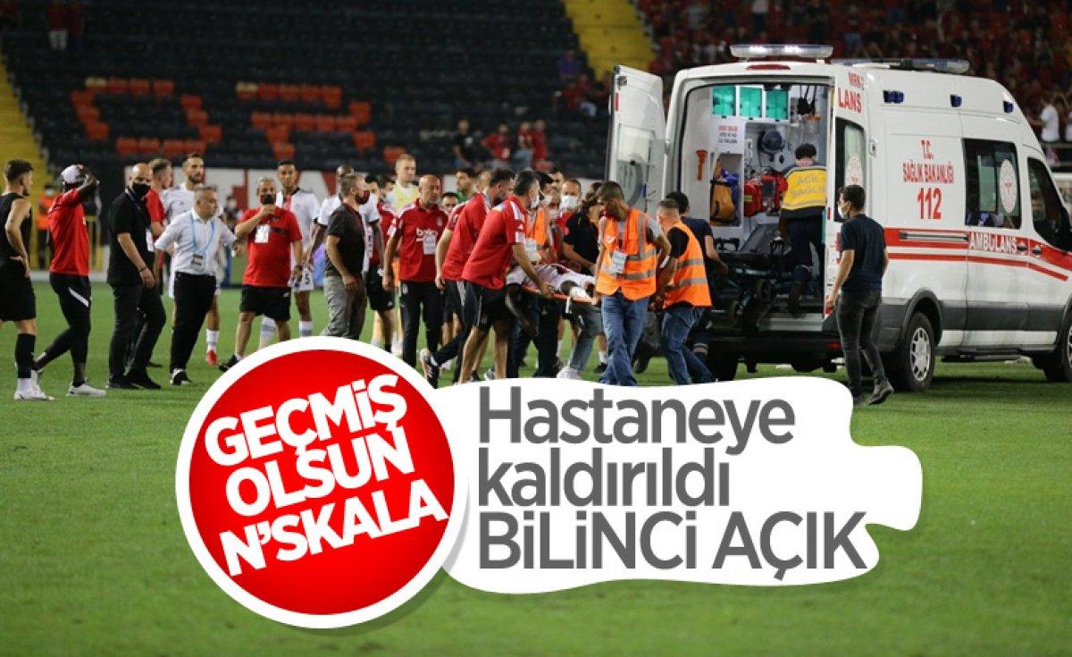 Beşiktaş, Gaziantep ten 1 puanla döndü #5