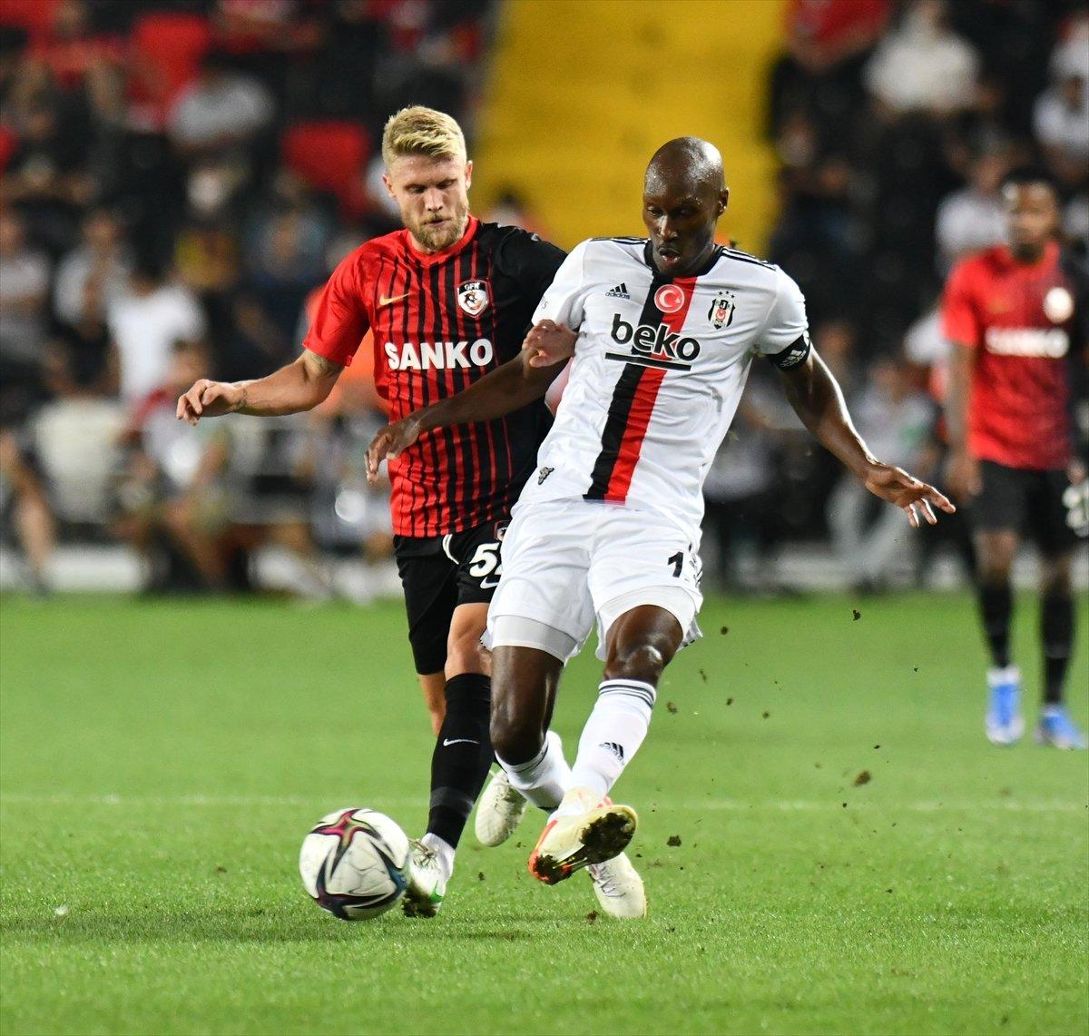 Beşiktaş, Gaziantep ten 1 puanla döndü #3