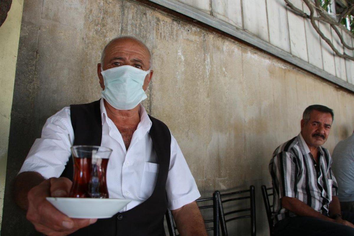 Elazığ'da sıcak havalar mevsim normallerinin üzerinde seyrediyor #3