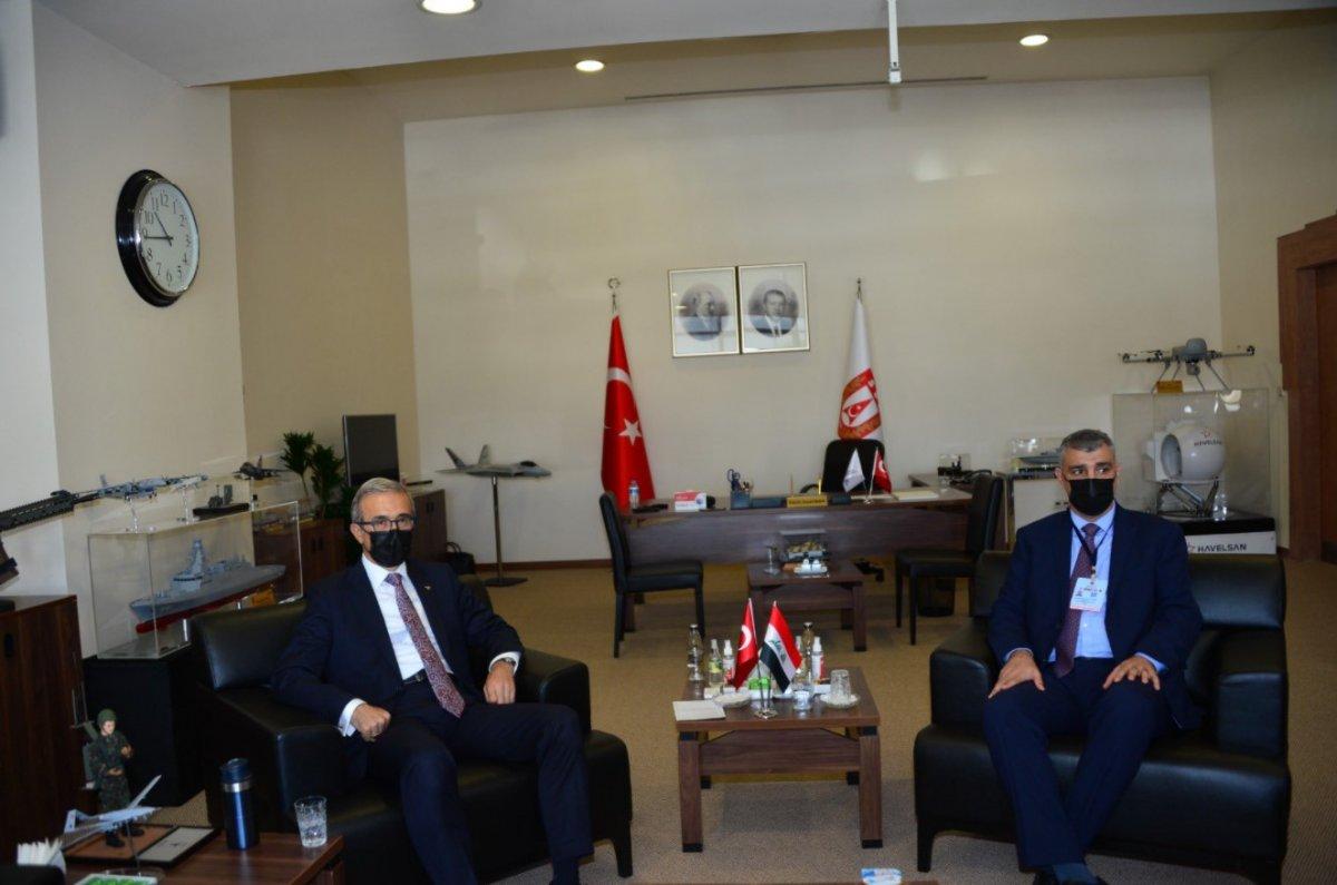 Türkiye ile Irak arasında Savunma Sanayii İşbirliği Anlaşması #1