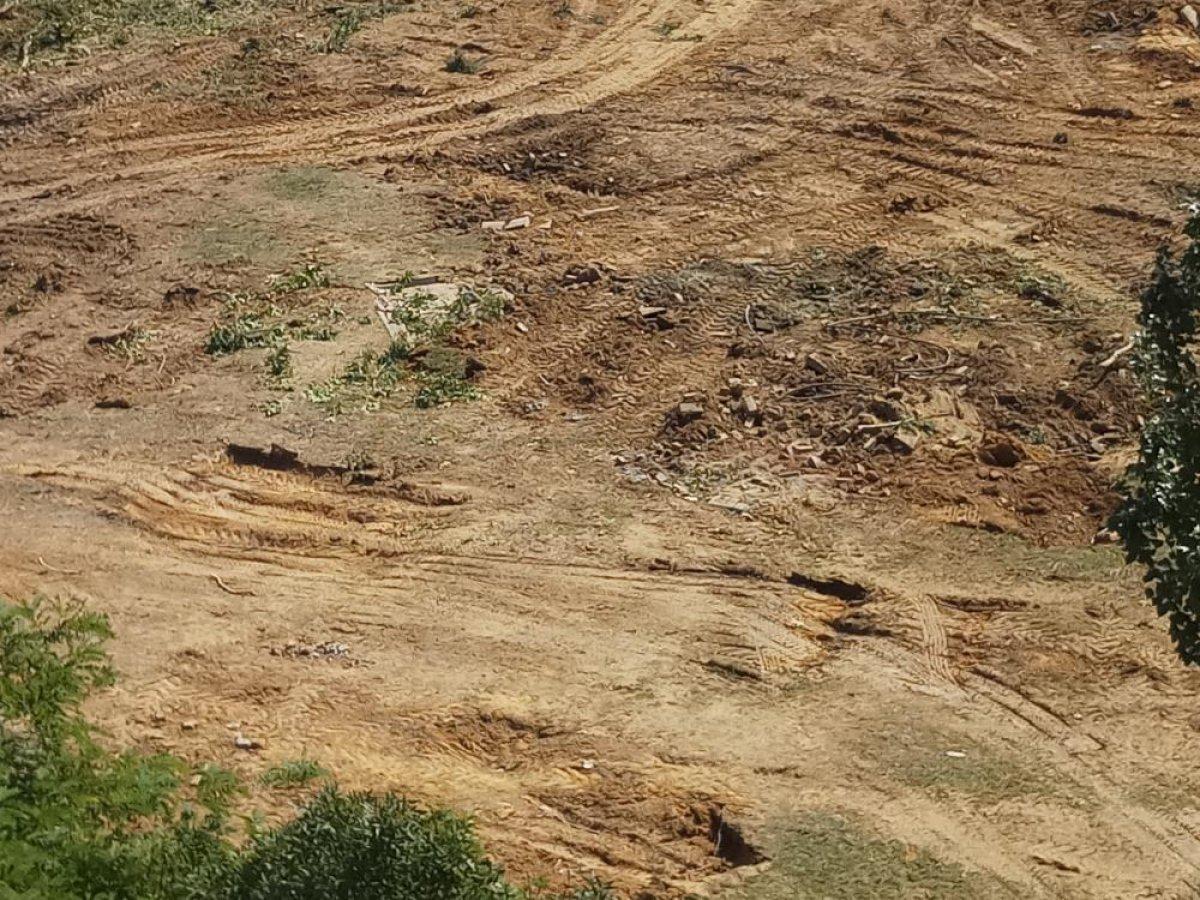 Eyüpsultan da parkın yıkımına tepki: Taksim de üç tane ağaç yıkılacak diye ayağa kalktınız #2