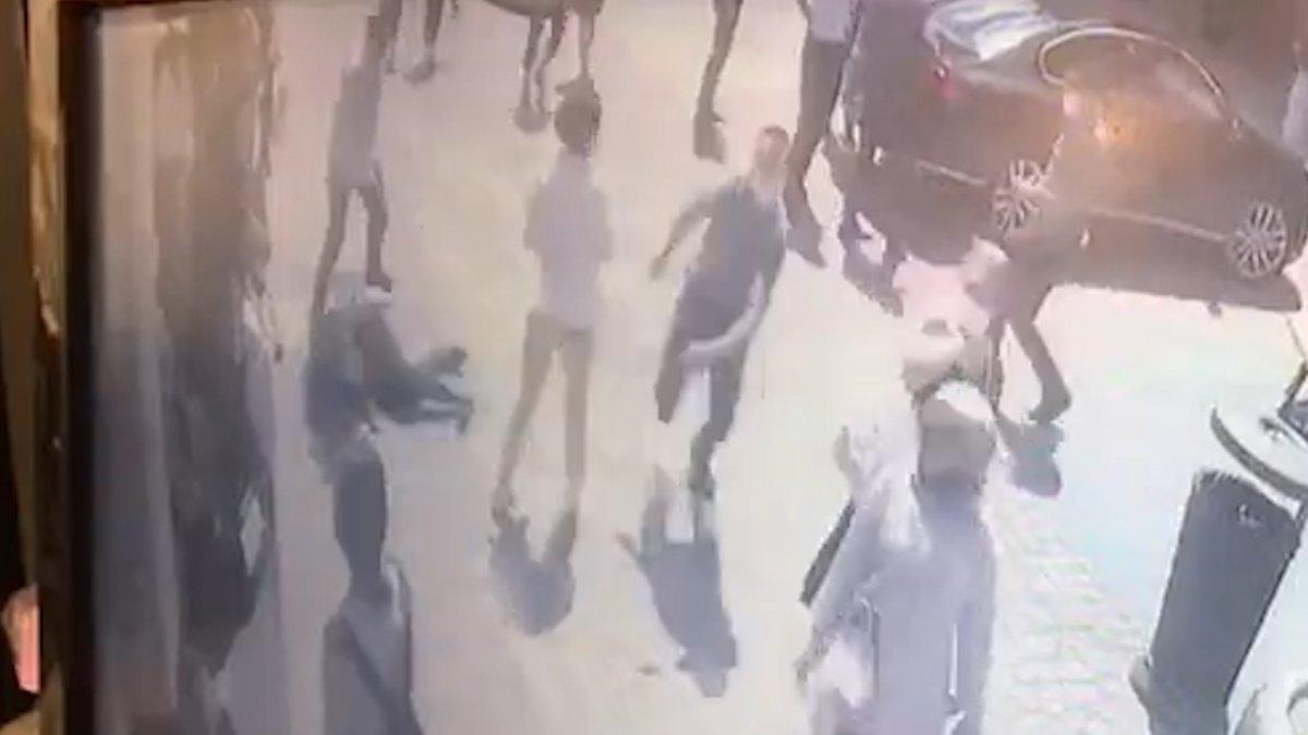 İYİ Parti İstanbul İl Başkanı Buğra Kavuncu ya saldıran şüpheli yakalandı #1