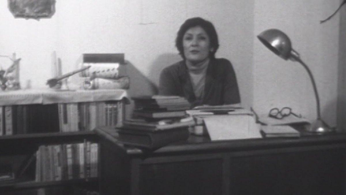 Yazar Nezihe Meriç in vefatının üzerinden 12 yıl geçti #3