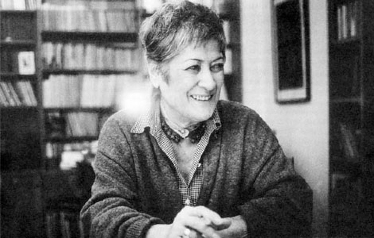Yazar Nezihe Meriç in vefatının üzerinden 12 yıl geçti #1