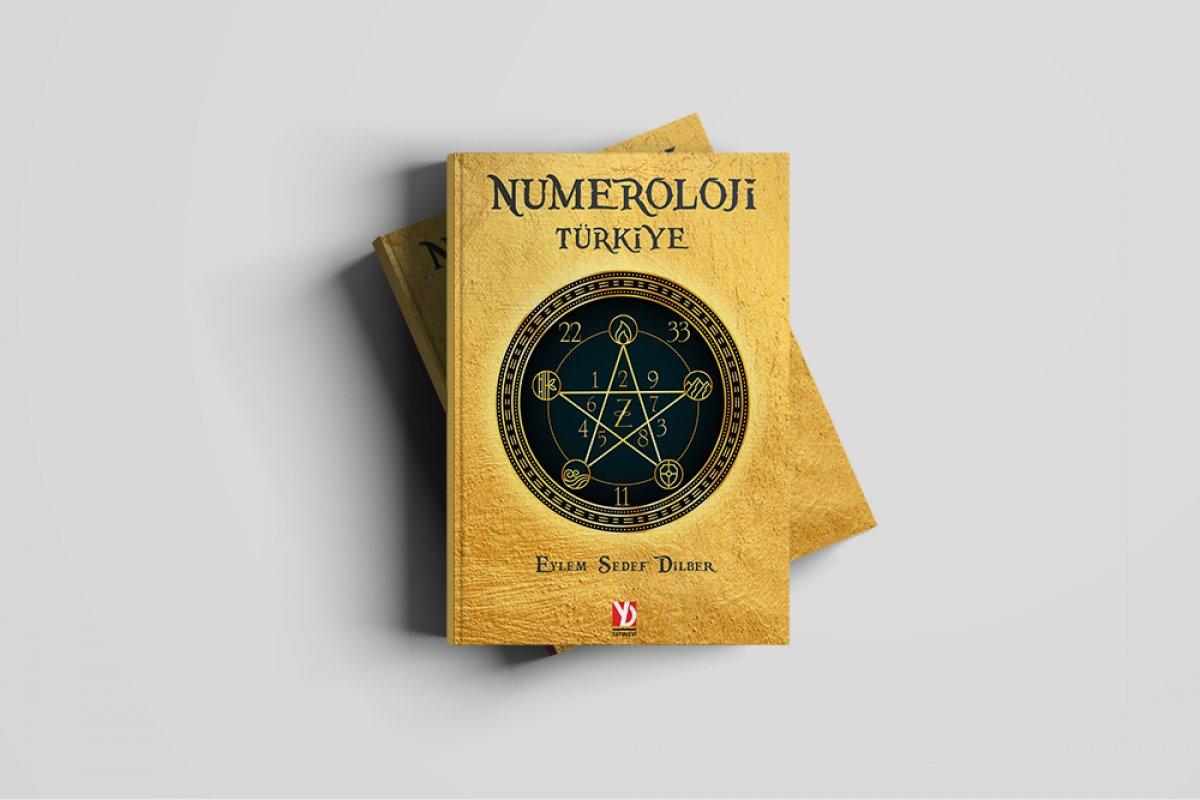 Eylem Sedef Dilber in Numeroloji kitabı sıra dışı bir okuma sunuyor #2