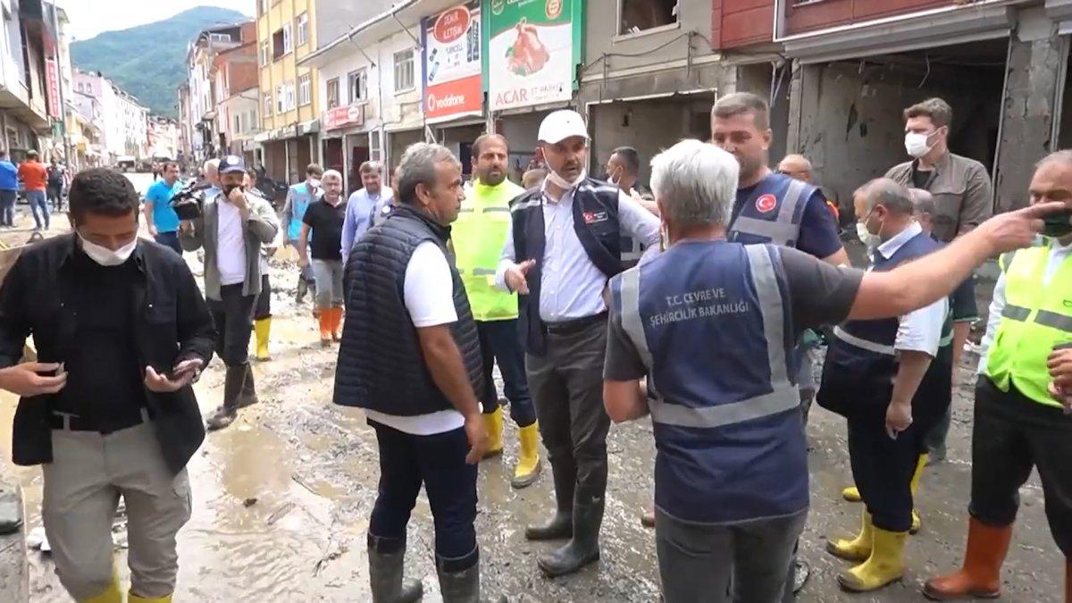 Murat Kurum: Bozkurt tayız, her mahalle ve sokağı tek tek inceliyoruz  #2