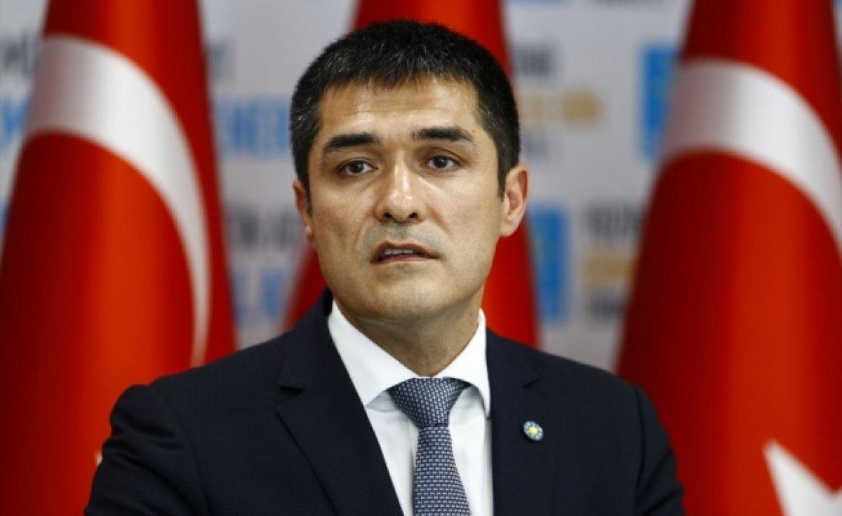 İYİ Parti İstanbul İl Başkanı Buğra Kavuncu ya saldıran şüpheli yakalandı #3