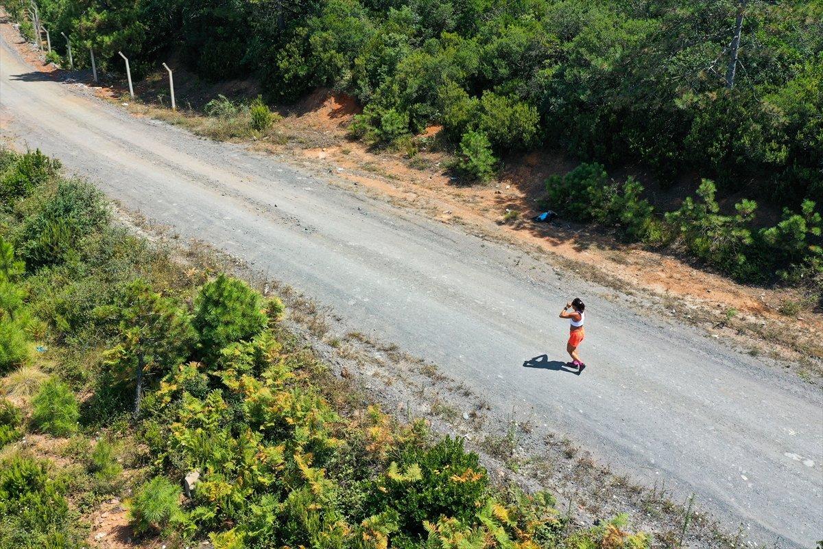 Ultra maratoncu Bakiye Duran, 62 yaşında 300 kilometre koşacak #6