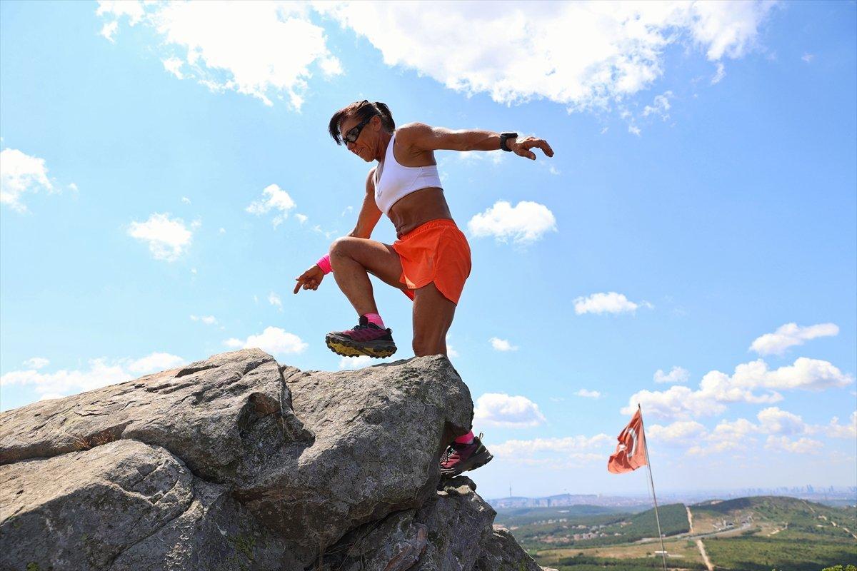 Ultra maratoncu Bakiye Duran, 62 yaşında 300 kilometre koşacak #3