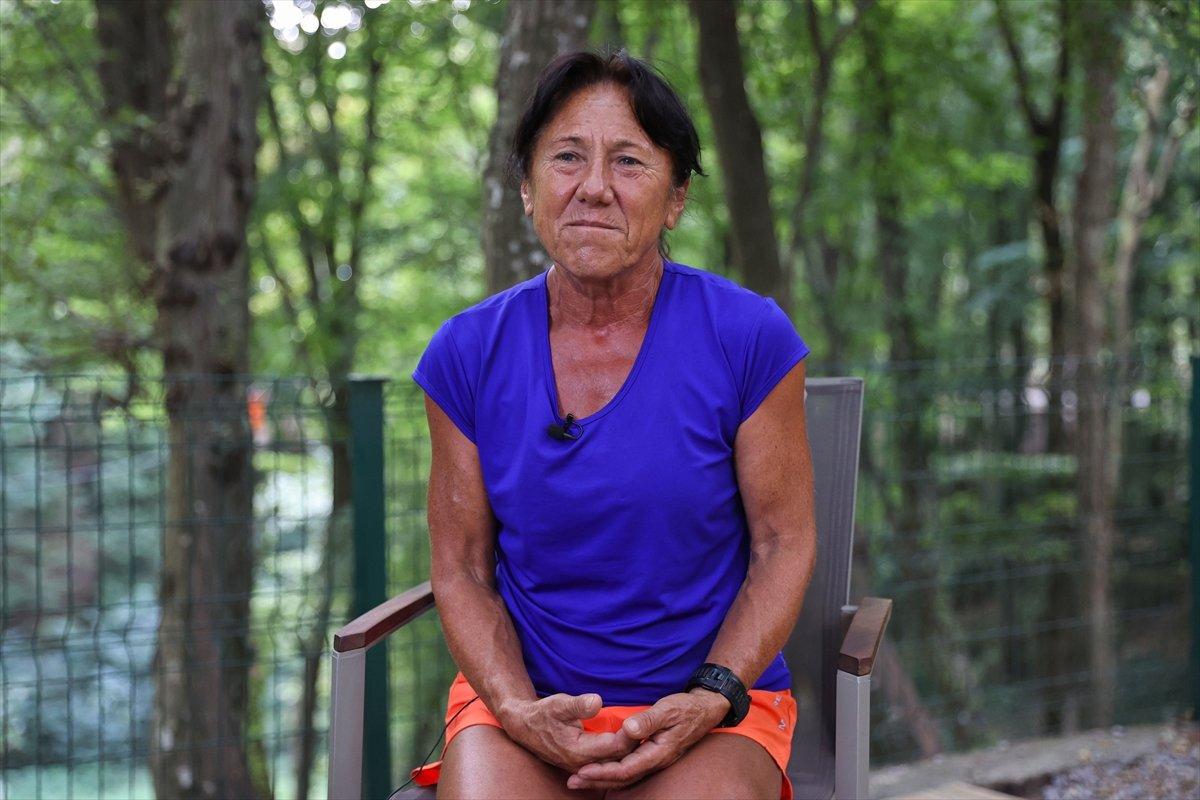 Ultra maratoncu Bakiye Duran, 62 yaşında 300 kilometre koşacak #8
