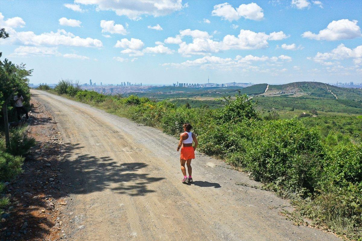 Ultra maratoncu Bakiye Duran, 62 yaşında 300 kilometre koşacak #5
