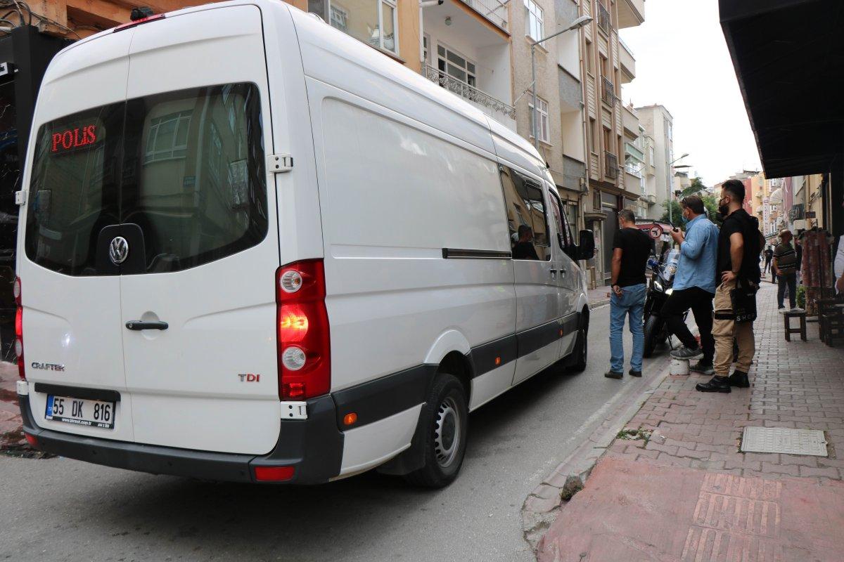 Samsun'da şüpheli çanta paniği #5