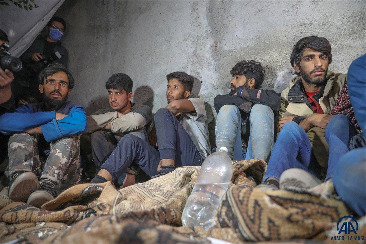 Van da 25 düzensiz göçmen yakalandı #7