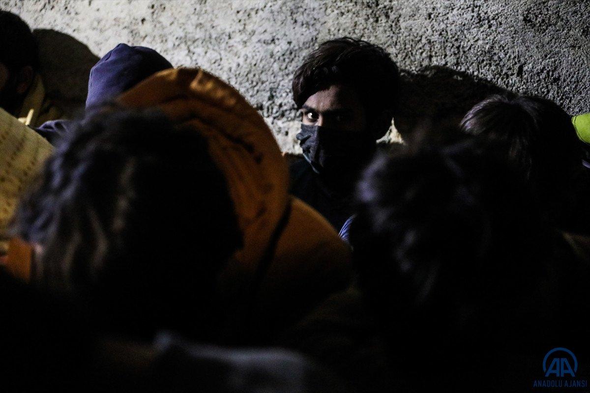 Van da 25 düzensiz göçmen yakalandı #3
