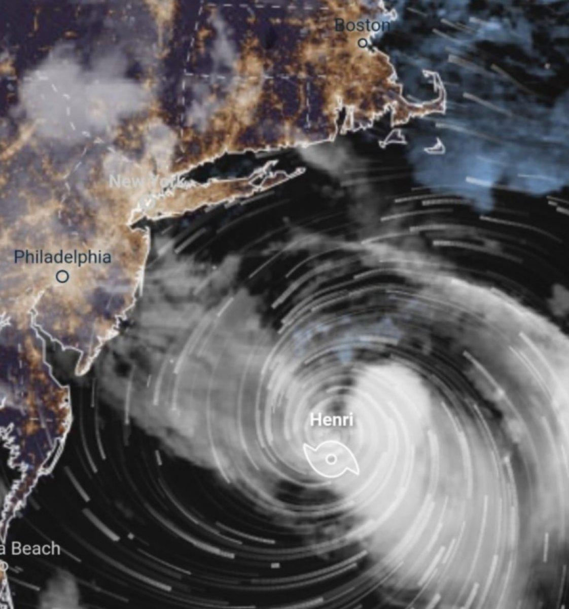 New York'ta Henri Kasırgası alarmı: OHAL ilan edildi #1