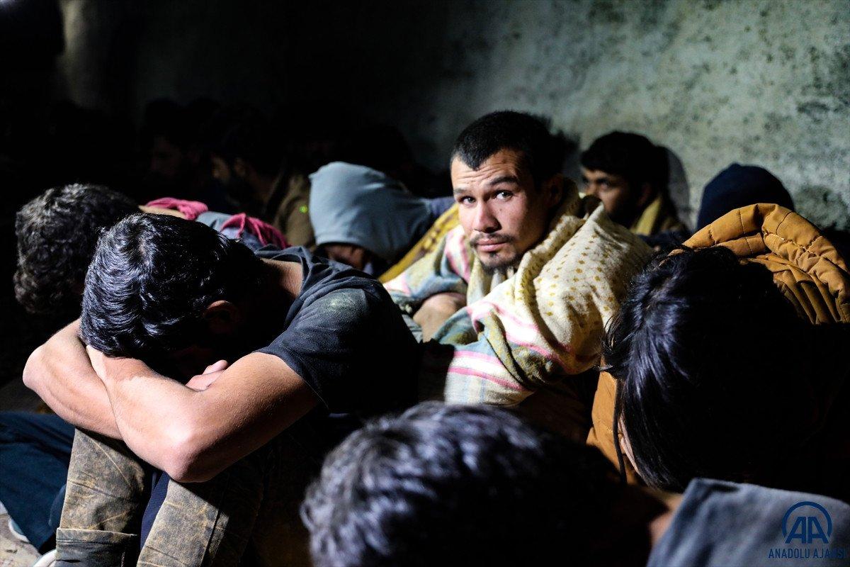 Van da 25 düzensiz göçmen yakalandı #2