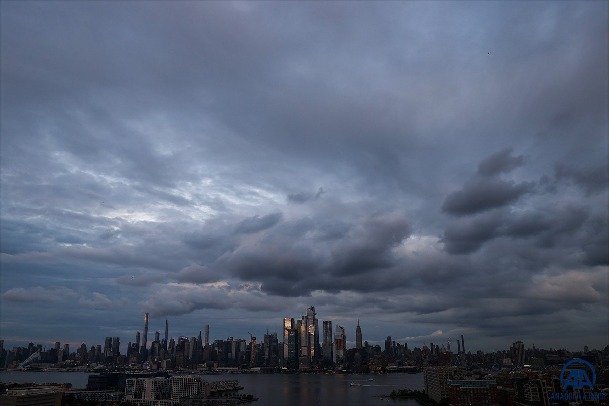 New York'ta Henri Kasırgası alarmı: OHAL ilan edildi #9
