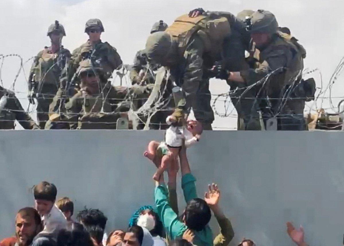 Pentagon: Afganistan dan 17 bin kişiyi tahliye ettik #1