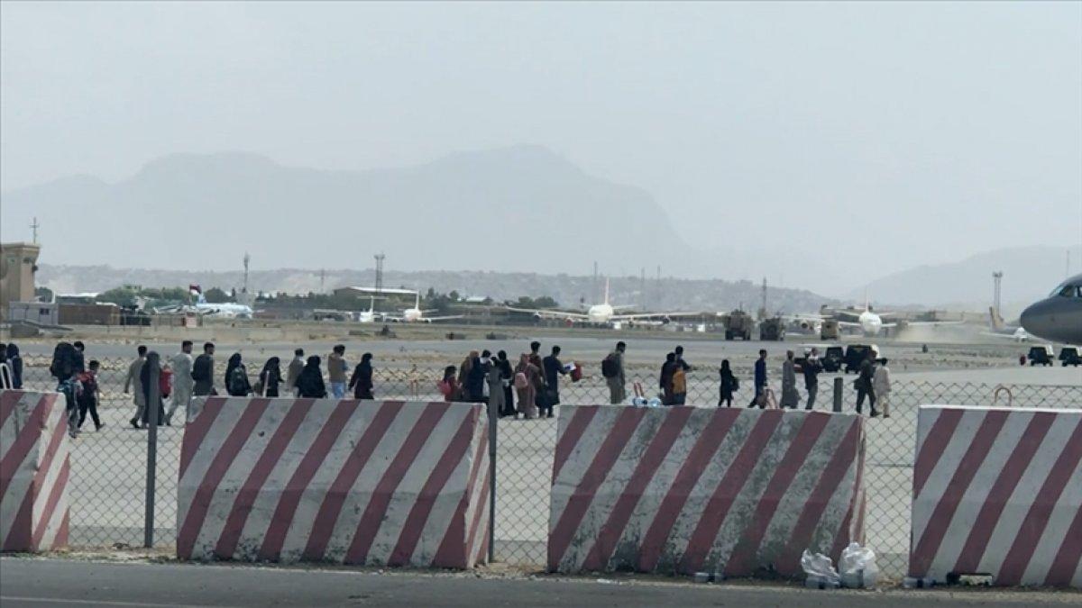 İngiltere den Afgan mülteciler için Türkiye ye merkez kurma planı #1