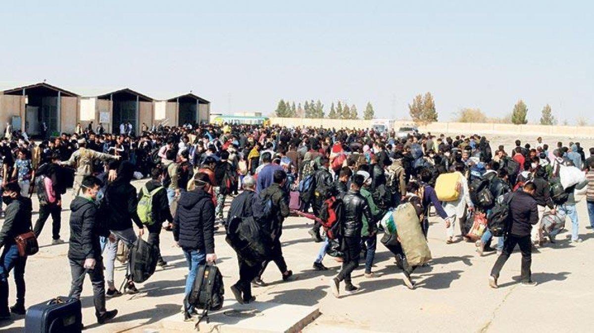 İngiltere den Afgan mülteciler için Türkiye ye merkez kurma planı #2