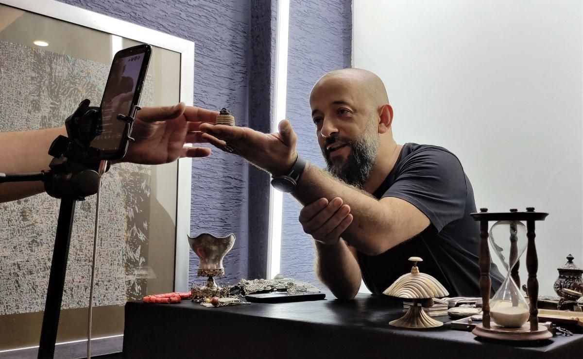 Sosyal medya, antikacıların yeni dükkanı oldu #1