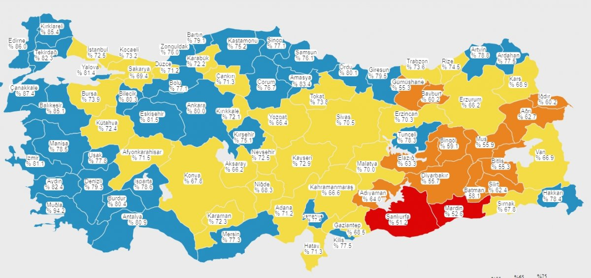 Ali Yerlikaya, İstanbul da aşı yaptıranların sayısını açıkladı #3