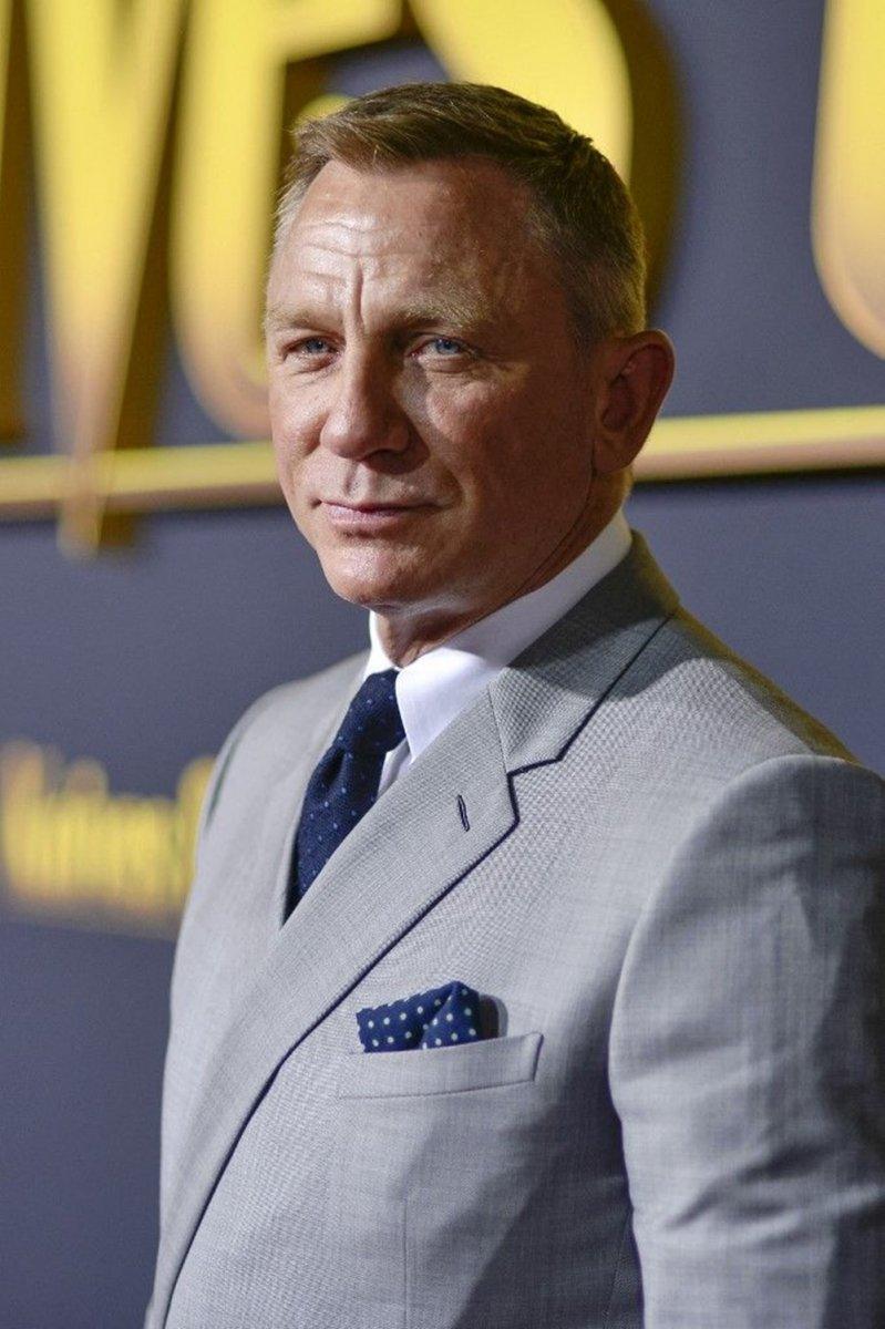 Daniel Craig, en çok kazanan film yıldızı oldu! Film başına aldığı ücret ağızları açık bıraktı #1