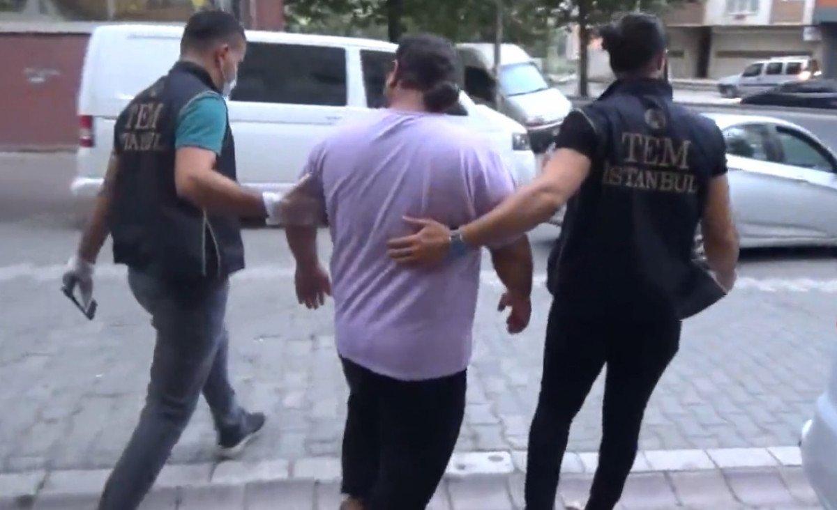 İstanbul'da 8 ilçede DEAŞ operasyonu: 10 gözaltı  #3