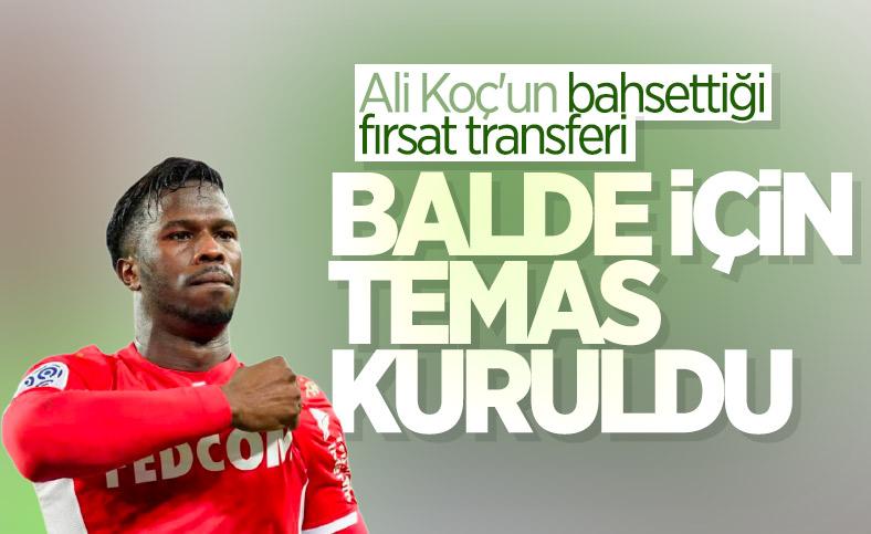 Fenerbahçe'nin kanat hedefi: Keita Balde