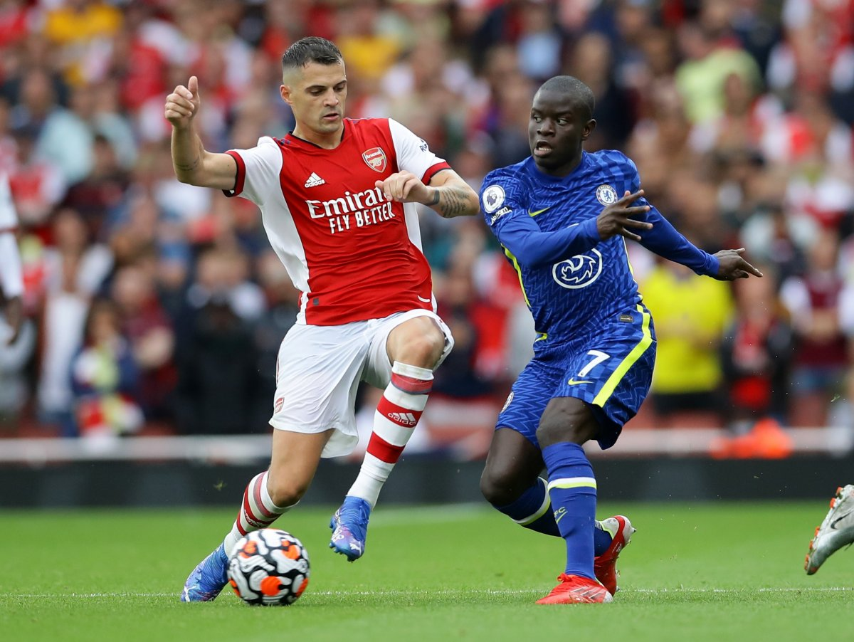 Chelsea, Arsenal i 2 golle geçti #1
