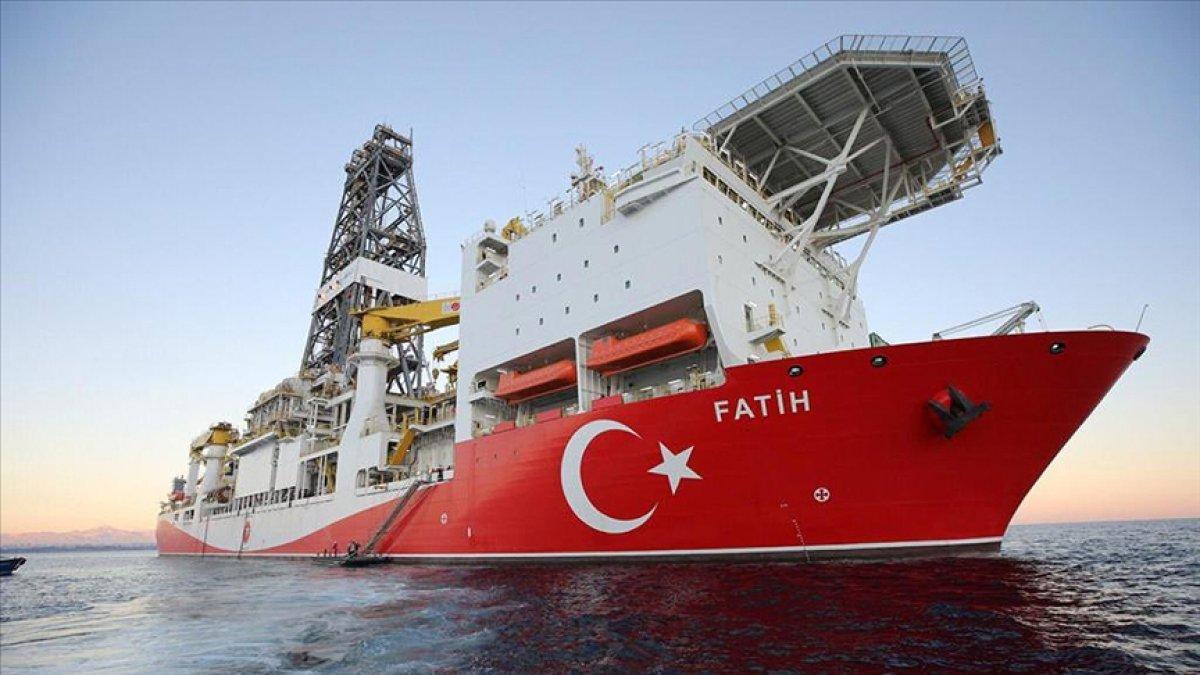 Karadeniz deki büyük doğalgaz keşfinin yıl dönümü #5