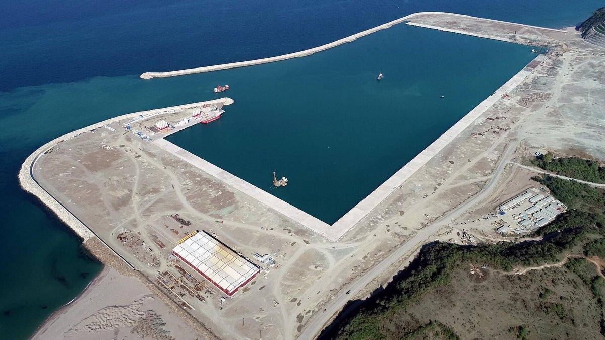 Karadeniz deki büyük doğalgaz keşfinin yıl dönümü #1