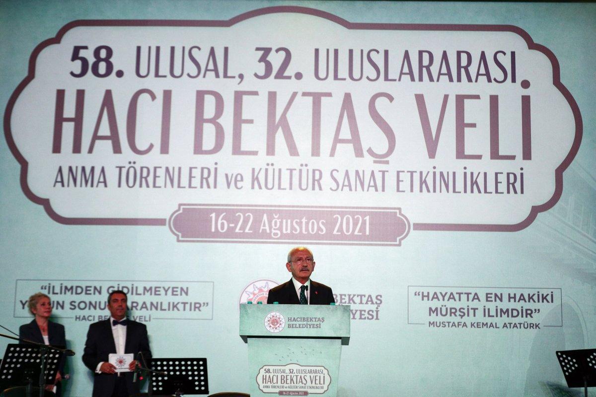 Kemal Kılıçdaroğlu: Müslüman ırkçı olmaz #2