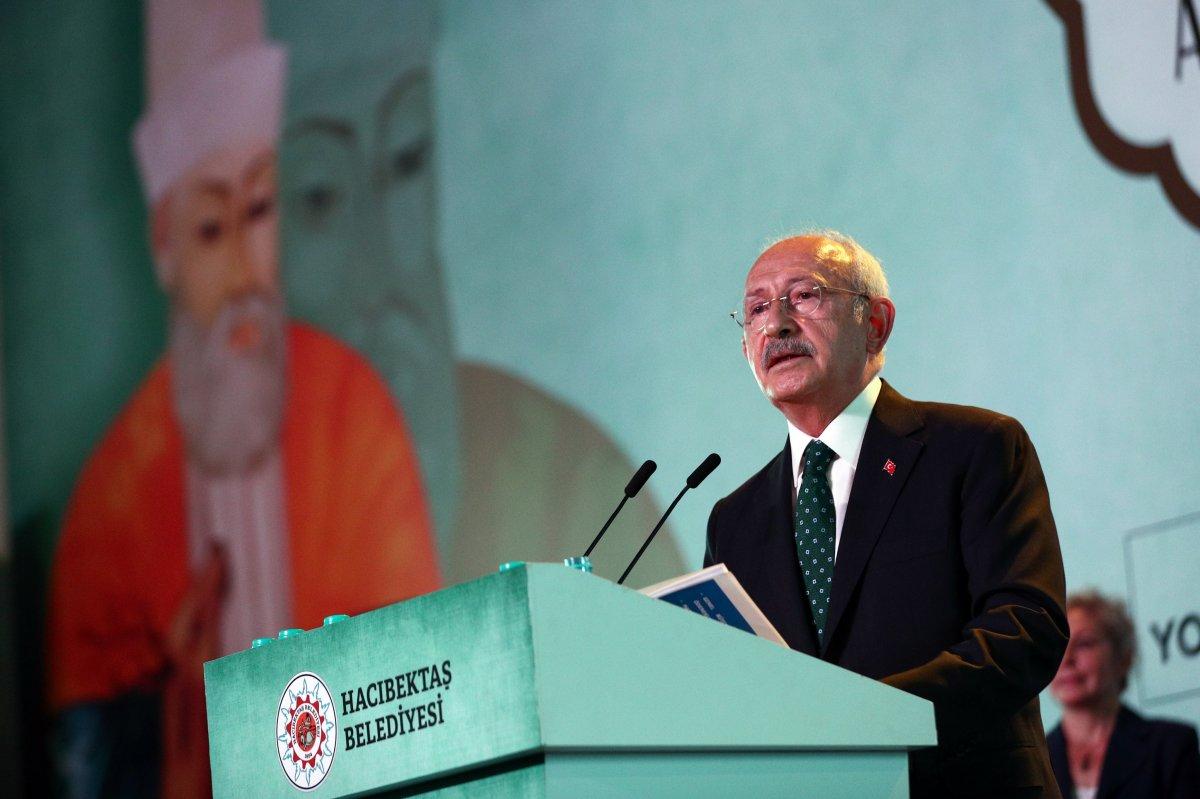 Kemal Kılıçdaroğlu: Müslüman ırkçı olmaz #1