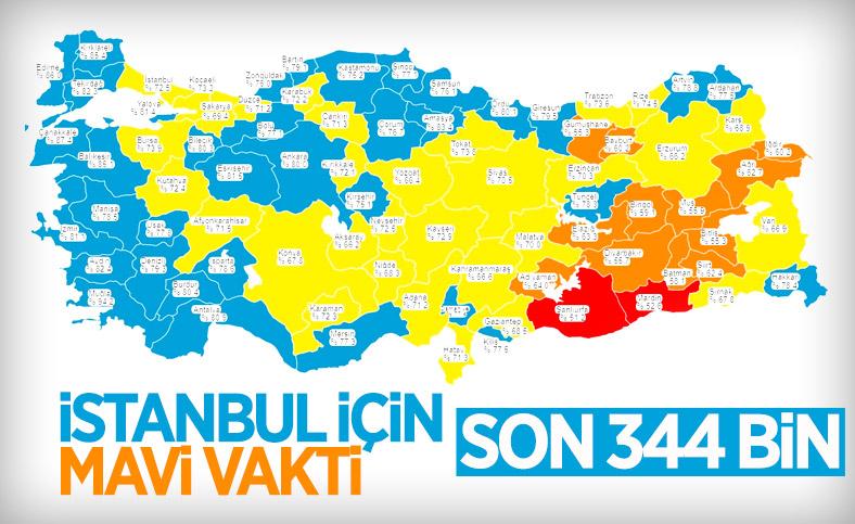 Ali Yerlikaya, İstanbul'da aşı yaptıranların sayısını açıkladı