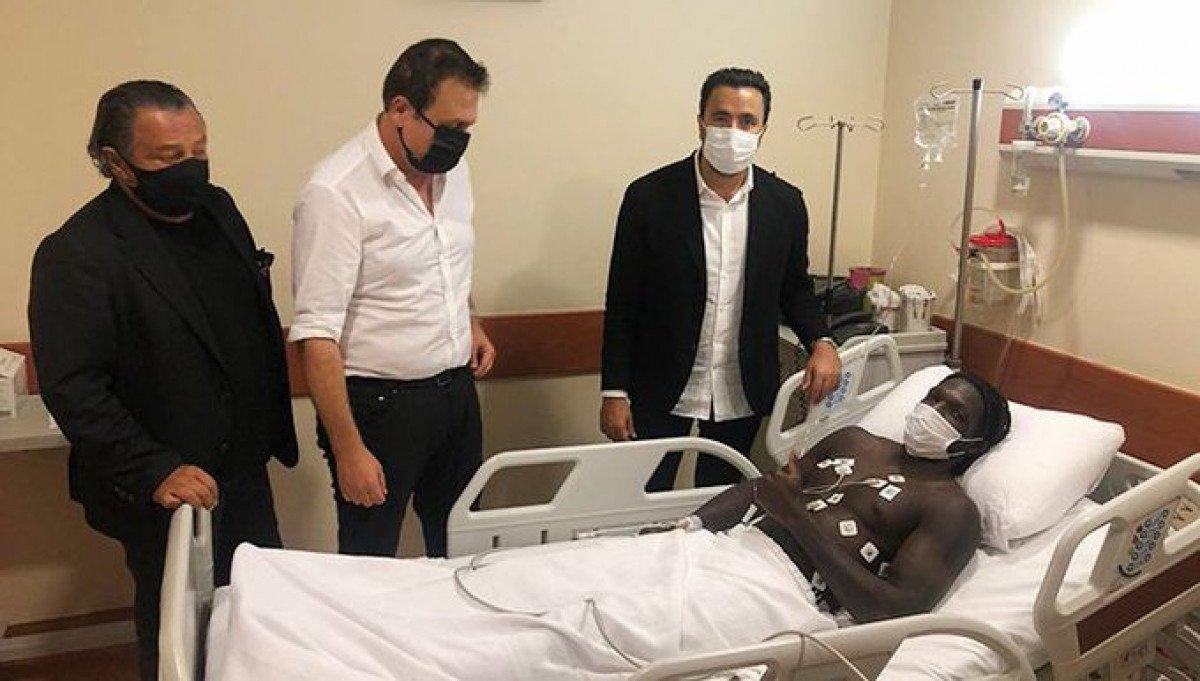 N Sakala hastaneye kaldırıldı #6