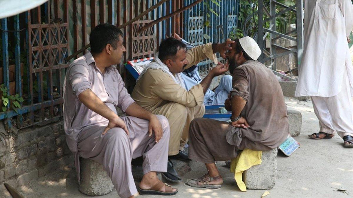 Pakistan da sokak dişçilerine rağbet arttı #1