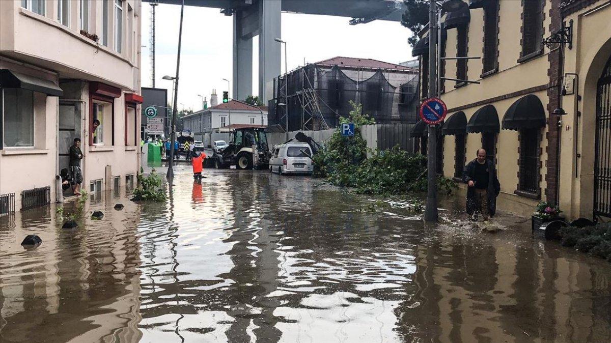 Meteorolojiden İstanbul ve çevresi için sağanak yağış uyarısı #4
