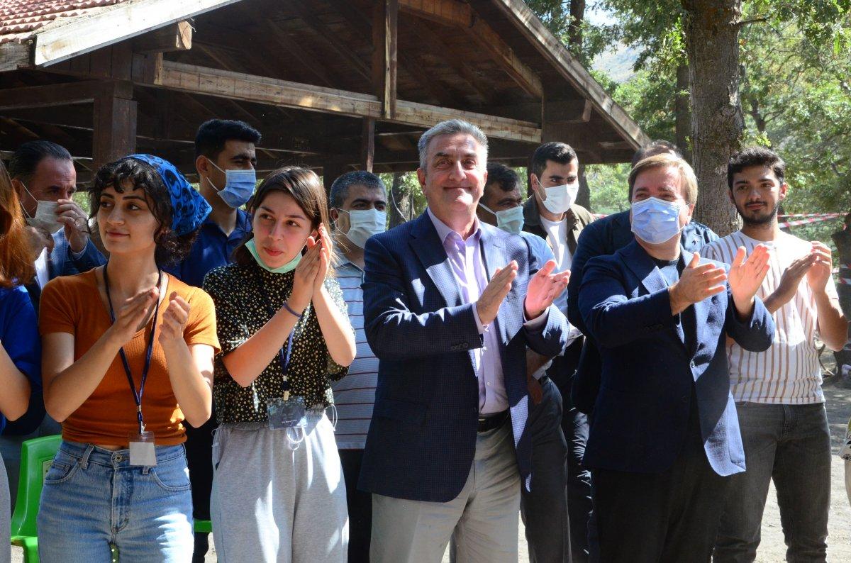 TUA Başkanı Serdar Hüseyin Yıldırım: 2023 sonunda Ay a ulaşacağız #3