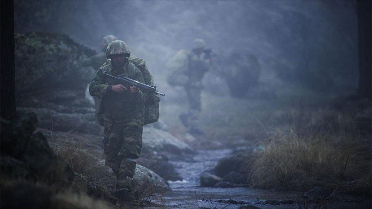 Fırat Kalkanı bölgesinde 3 terörist etkisiz hale getirildi #1