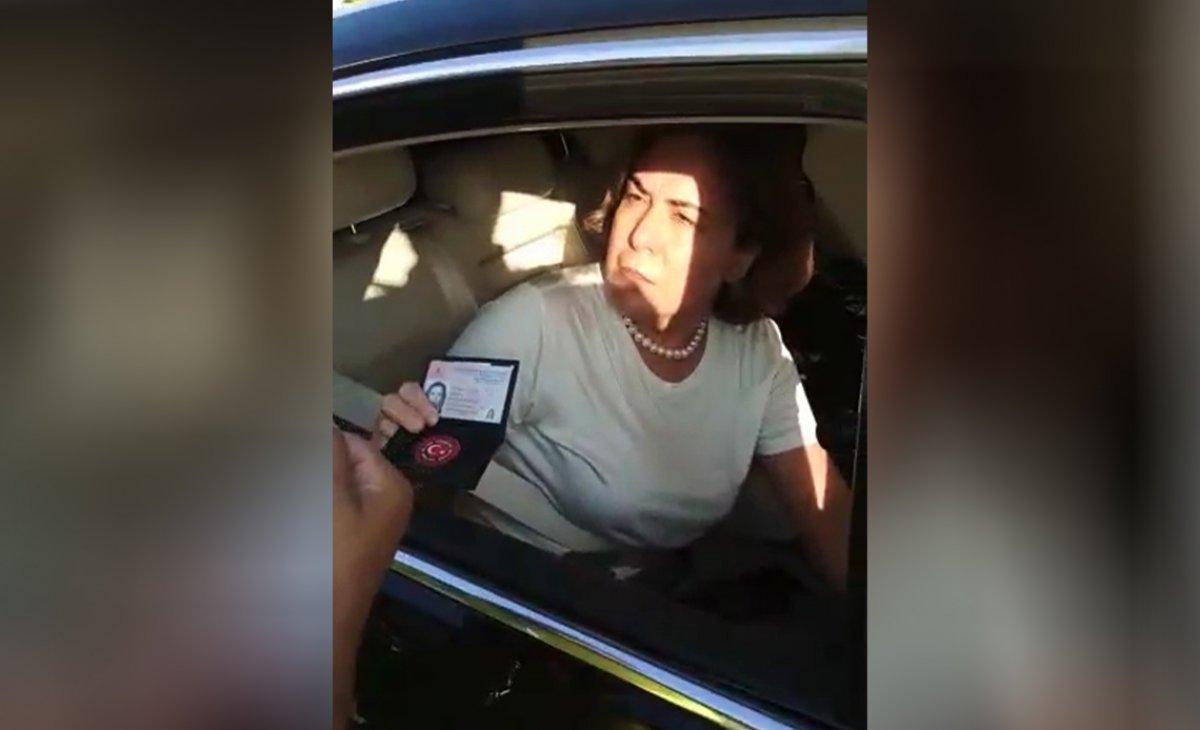 Mersin Valiliği nden Zeynep Gül Yılmaz ın aracının durdurulması olayına ilişkin açıklama #1