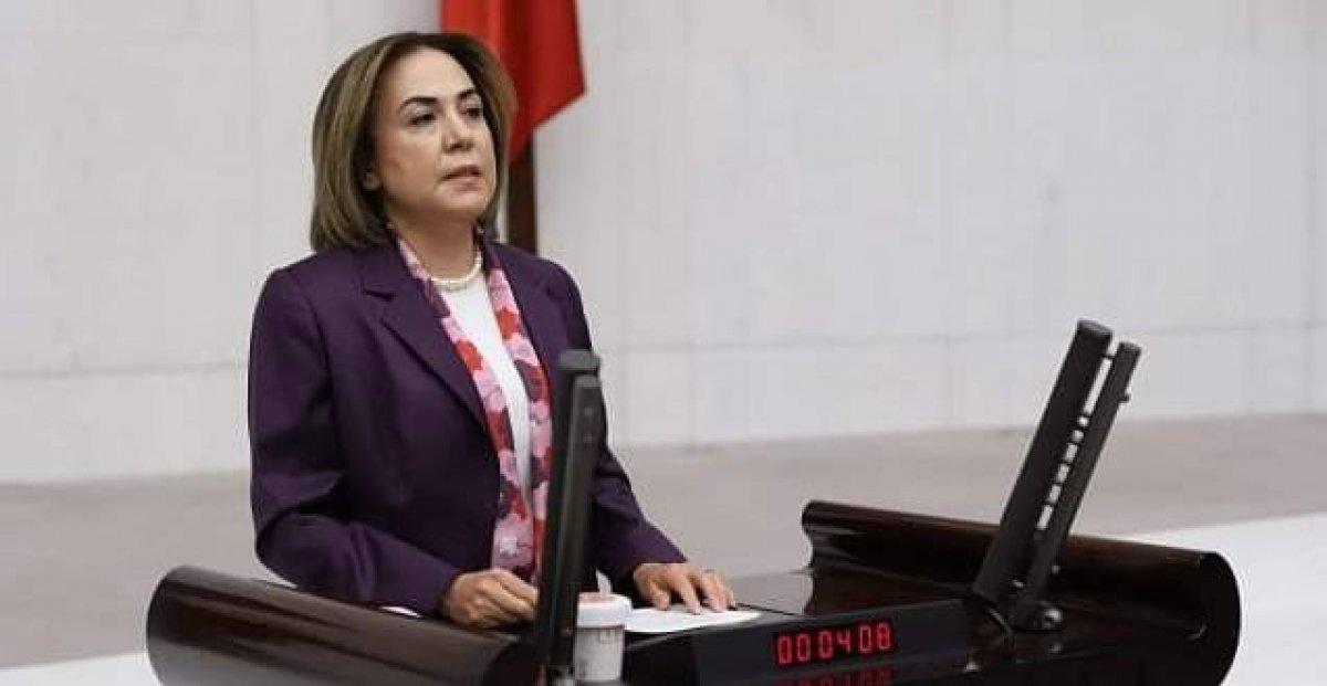Zeynep Gül Yılmaz kimdir? AK Parti Mersin Milletvekili Zeynep Gül Yılmaz ın biyografisi #1