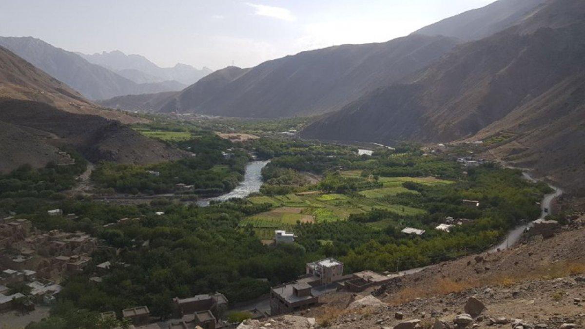 Afganistan ın Pencşir vilayeti, Taliban ın bölgeyi almasına izin vermiyor #2