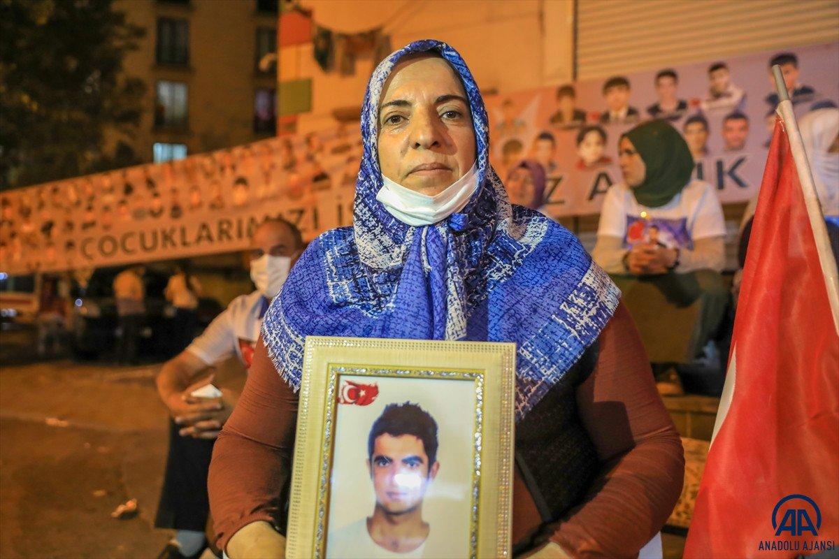 Diyarbakır anneleri 24 saat evlat nöbeti tutacak #6