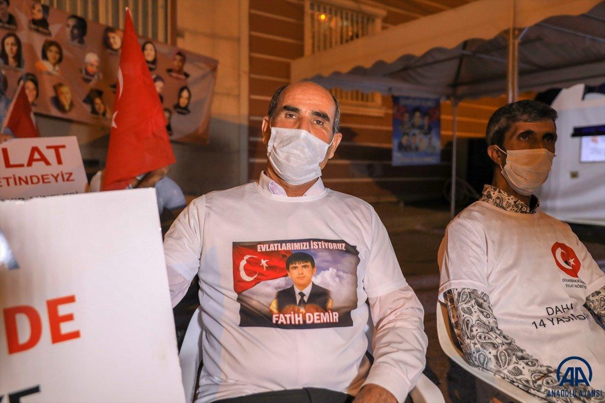 Diyarbakır anneleri 24 saat evlat nöbeti tutacak #5