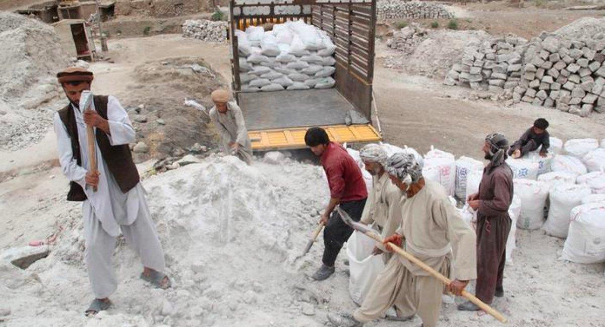 Afganistan ın değerli madenleri Taliban ın eline geçti #5