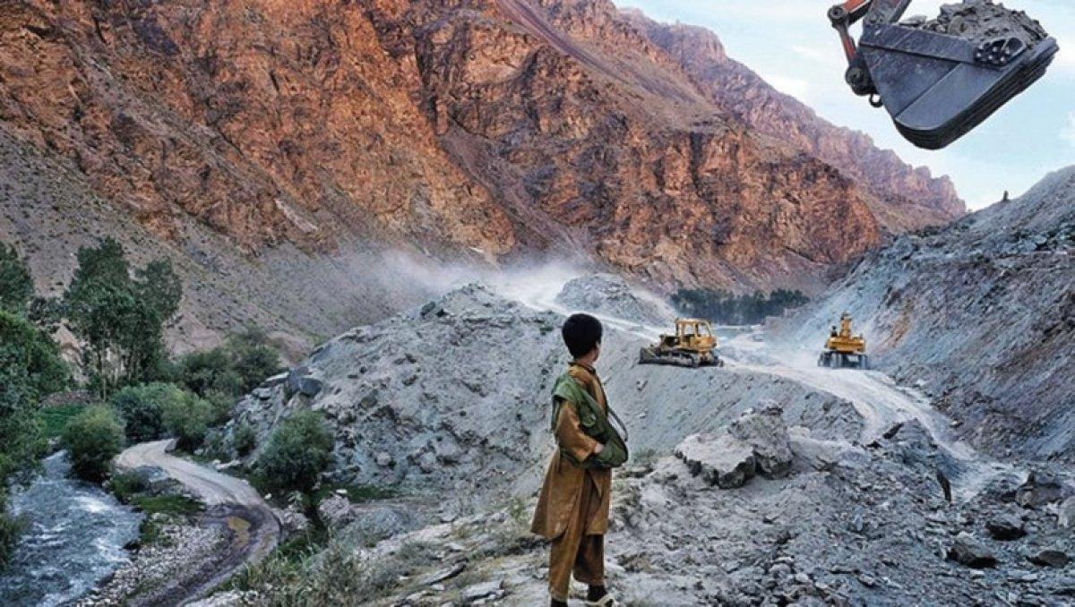 Afganistan ın değerli madenleri Taliban ın eline geçti #3
