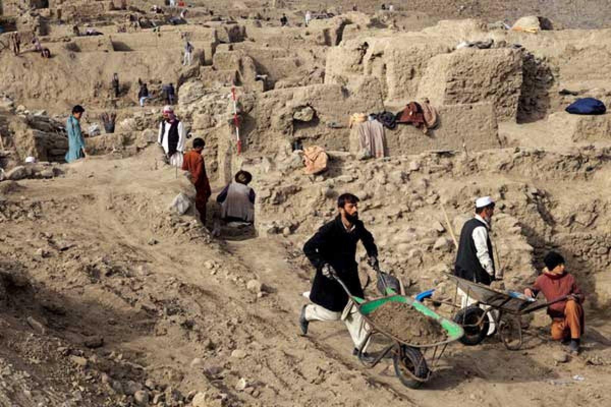 Afganistan ın değerli madenleri Taliban ın eline geçti #4