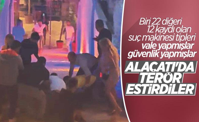 Alaçatı'da gece kulübü çalışanları bir müşteriyi öldürdü